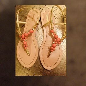 EXPRESS Women's sandals $6 ea or 3/$14